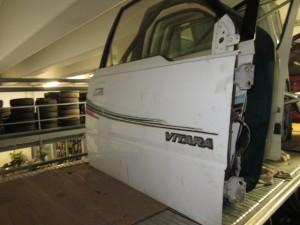 Portiera Anteriore Destra Suzuki  Vitara 3 Porte del 1990 da autodemolizione