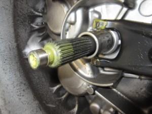 Cambio Mazda  6 del 2006 1998cc.   da autodemolizione