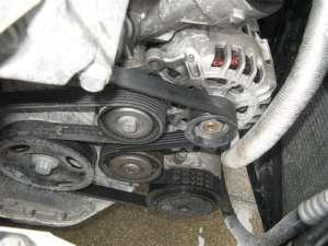 Alternatore VALEO 03D903025J Seat  Ibiza del 2008 1198cc.   da autodemolizione