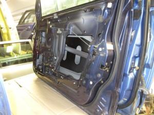 Portiera Anteriore Destra Mitsubishi  Space Star  del 2002 da autodemolizione