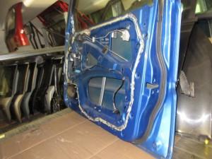 Portiera Anteriore Destra Nissan  Terrano Ii  del 1999 da autodemolizione