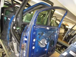 Portiera Anteriore Destra Volkswagen  Golf 5 PLUS del 2005 da autodemolizione