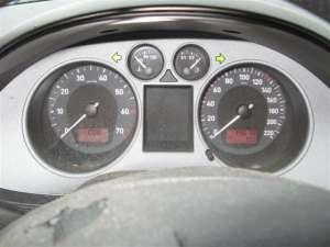 Quadro Strumenti Seat  Ibiza del 2008 1198cc.   da autodemolizione