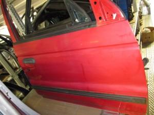 Portiera Anteriore Destra Mitsubishi  Pajero  del 1995 da autodemolizione
