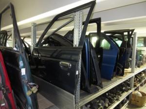 Portiera Anteriore Sinistra Mitsubishi  Pajero  del 1997 da autodemolizione