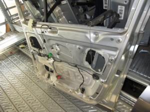 Portiera Anteriore Destra Lancia  Phedra  del 2003 da autodemolizione