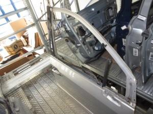 Portiera Anteriore Destra Lancia  Phedra  del 2005 da autodemolizione