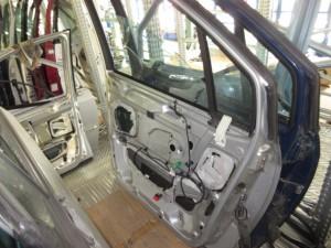 Portiera Anteriore Sinistra Lancia  Phedra  del 2003 da autodemolizione