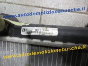 Radiatore Acqua Volkswagen  Polo del 2005 1422cc.   da autodemolizione