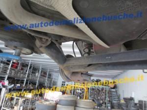 Ponte Posteriore Ford  Fiesta del 2007 1400cc. TDCI  da autodemolizione