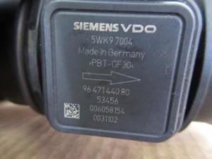 Debimetro Citroen  C3 del 2008 1400cc. HDI  da autodemolizione