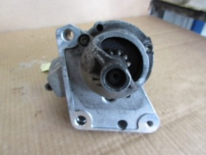 Motorino Avviamento VALEO D6RA110 21D81700SO Citroen  C3 del 2008 1400cc. HDI  da autodemolizione