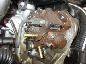 Motore 8HZ Peugeot  206 del 2005 1398cc.   da autodemolizione