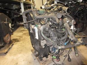 Motore RHZ Da Peugeot  Expert del 2003 1997cc. HDI Usato da autodemolizione