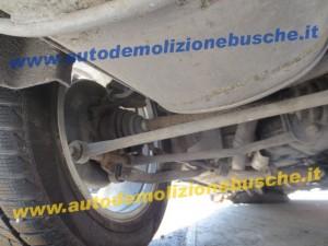 Ponte Posteriore Alfa Romeo  156 del 2005 1910cc. 16v  da autodemolizione