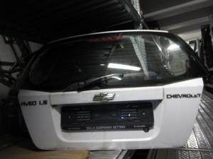 Portellone Chevrolet  Aveo  del 2011 da autodemolizione
