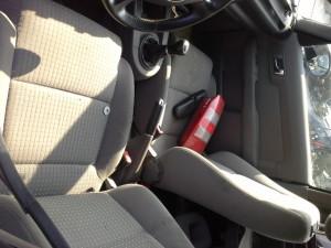 Sedili Audi  A2  del 2000 da autodemolizione