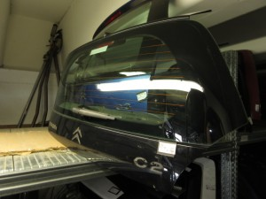Portellone Citroen  C2  del 2007 da autodemolizione