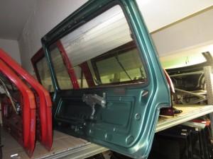 Portellone Fiat  Panda  del 2002 da autodemolizione