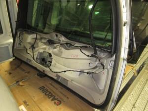 Portellone Volvo  V70  del 2002 da autodemolizione