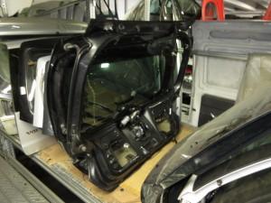 Portellone Seat  Ibiza  del 2008 da autodemolizione