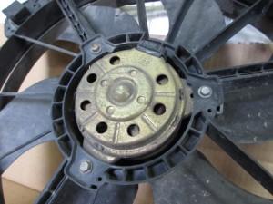 Ventola Radiatore Renault  Kangoo del 2002 1870cc.   da autodemolizione