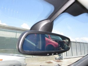 Specchietto Interno Lancia  Phedra  del 2005 da autodemolizione