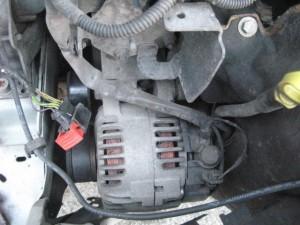 Alternatore VALEO 96632178A Citroen  C2 del 2006 1400cc. HDI  da autodemolizione