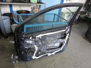 Portiera Anteriore Destra Toyota  Yaris  del 2004 da autodemolizione