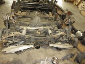Ponte Posteriore Fiat  Croma del 2006 2400cc. JTD  da autodemolizione