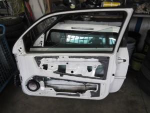 Portiera Anteriore Destra Volkswagen  Lupo  del 2003 da autodemolizione
