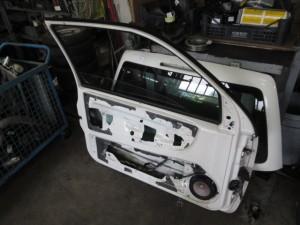 Portiera Anteriore Sinistra Volkswagen  Lupo  del 2003 da autodemolizione
