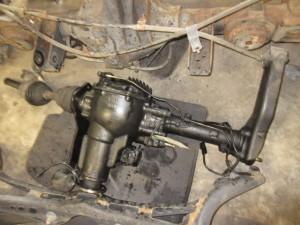 Differenziale Mitsubishi  Pajero del 1997 2835cc.   da autodemolizione