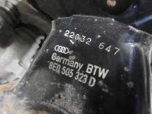 Ponte Posteriore Volkswagen  Passat del 2003 2496cc.   da autodemolizione