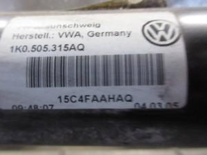 Ponte Posteriore Volkswagen  Golf 5 del 2005 1600cc.   da autodemolizione