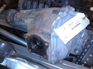 Differenziale Kia  Sorento del 2005 2497cc.   da autodemolizione