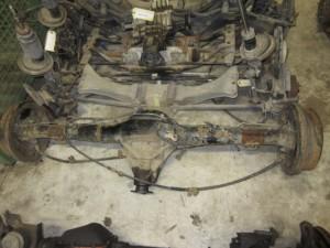 Ponte Posteriore Mitsubishi  L200 del 1997 2477cc.   da autodemolizione