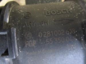 Debimetro Opel  Astra H del 2006 1700cc. DTI  da autodemolizione