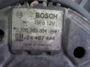 Ventola Radiatore Opel  Astra H del 2006 1700cc. DTI  da autodemolizione