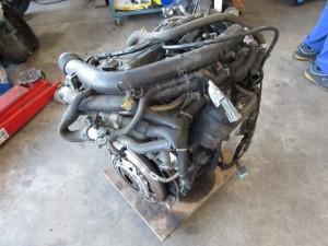 Motore Y17DT Opel  Corsa del 2002 1700cc. TD  da autodemolizione