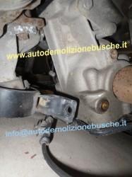 Differenziale Fiat  Panda del 2008 1248cc.   da autodemolizione