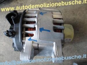 Alternatore VALEO CL15 TG15C189 9678048880 Peugeot  308 del 2013 1560cc.   da autodemolizione