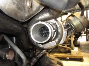 Turbina Garrett GT1852U 8200447627 718089 Renault  Espace del 2005 2188cc. DCI  da autodemolizione