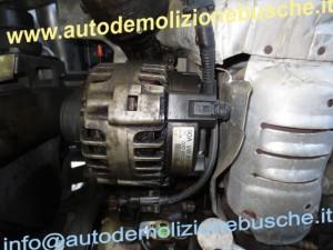 Alternatore VALEO 90A 03D903025J Volkswagen  Polo del 2008 1198cc.   da autodemolizione
