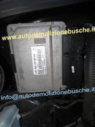 Centralina Motore SIEMENS 03D906023 Volkswagen  Polo del 2008 1198cc.   da autodemolizione