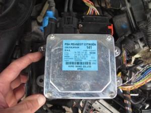 Centralina Motore 9659514180 Citroen  C2 del 2006 1400cc.   da autodemolizione