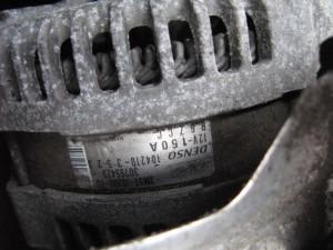 Alternatore DENSO 104210-3523 Volvo  V50 del 2008 1997cc.   da autodemolizione