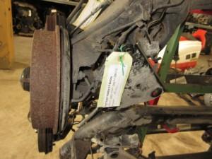 Ponte Posteriore Lancia  Ypsilon del 2005 1248cc. MJET  da autodemolizione