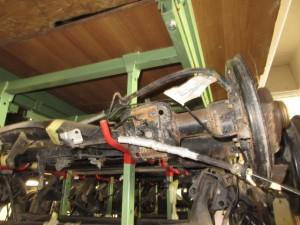 Ponte Posteriore Fiat  Doblo del 2002 1910cc. JTD  da autodemolizione