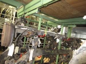 Ponte Posteriore Fiat  Doblo del 2005 1910cc.   da autodemolizione